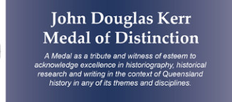Nominations open – John Douglas Kerr Medal of Distinction