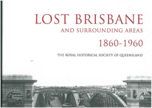 Lost Brisbane Cover