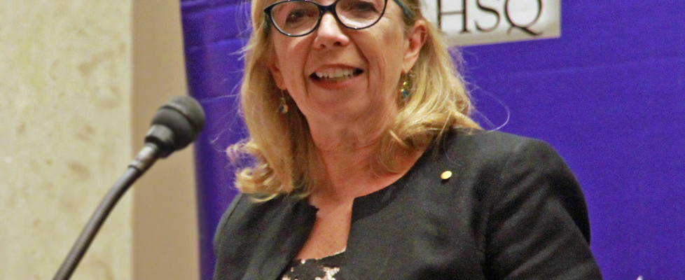 Congratulations to Prof. Ann McGrath – 2016 John Douglas Kerr Medal of Distinction for Historical Research and Writing Recipient