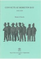 Convicts at Moreton Bay: 1824-1859